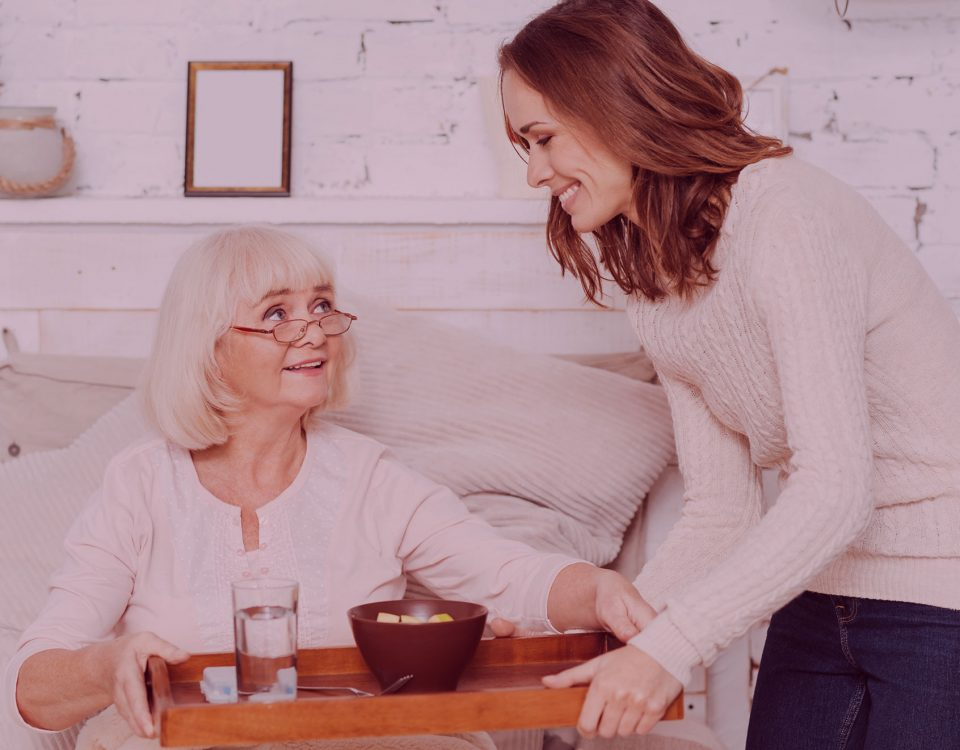 in-home senior care los angeles